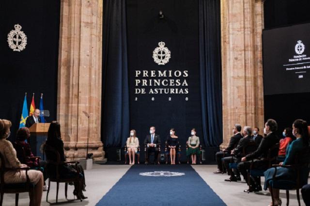 Foto / Fundación Princesa de Asturias.