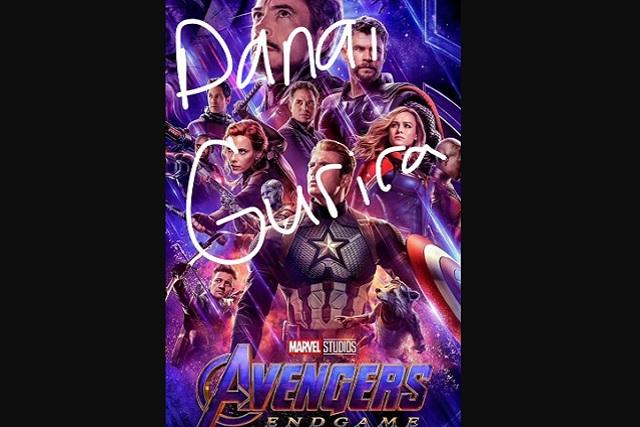 Marvel olvida poner el nombre de una estrella en el póster de Avengers: Endgame