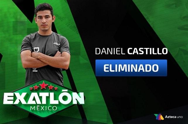 Yusef le gana a dan y lo elimina del Exatlón de Tv Azteca