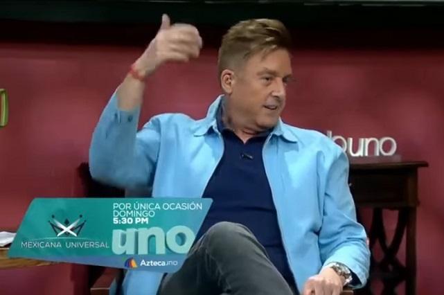 Daniel Bisogno ataca a Adela Micha y ella ya le respondió al de Tv Azteca