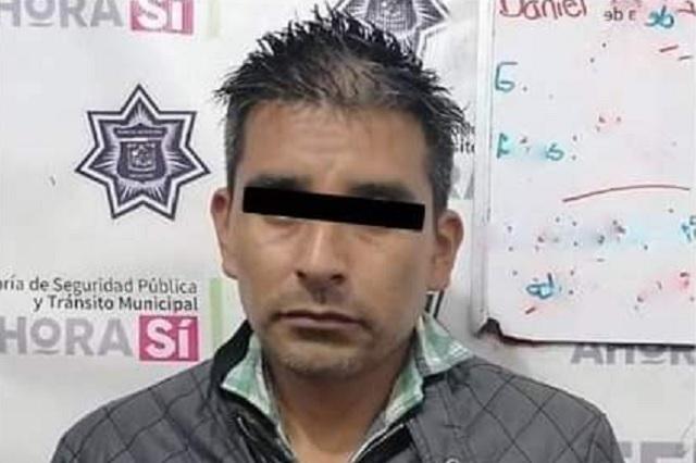 """Detienen a varón en Xicotepec, lo relacionan con """"El norteño"""""""