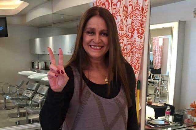 Daniela Romo cerca de ganar la batalla contra el cáncer de mama