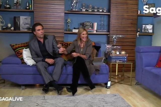 Eduardo Yáñez llama gay a Bisogno y Adela Micha se ríe