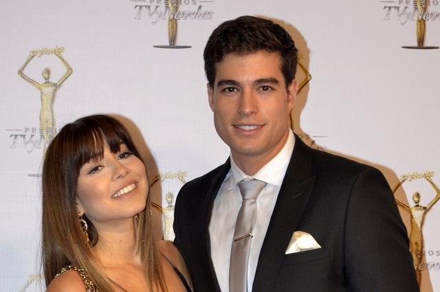 Danilo Carrera en trámites de divorcio con Ángela Rincón