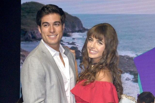 Cuestionan a Danilo Carrera sobre presunto romance con Michelle Renaud