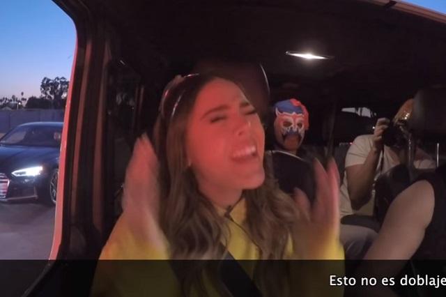 ¿Danna Paola se burló de Belinda imitando su voz y gestos en entrevista?
