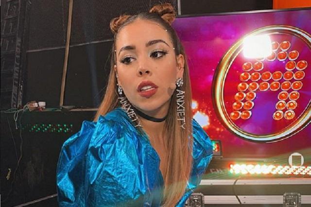 Danna Paola estrena tema musical y desata memes en redes sociales