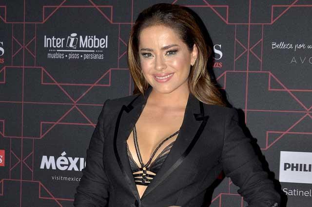 Danna García se convirtió en mamá el pasado sábado