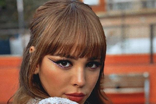 ¿Danna Paola confirma relación con compañero de Élite?