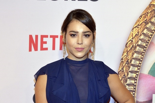 Danna Paola en controversia tras su regreso a México