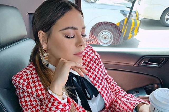 Danna Paola regresa a México y será juez en La Academia
