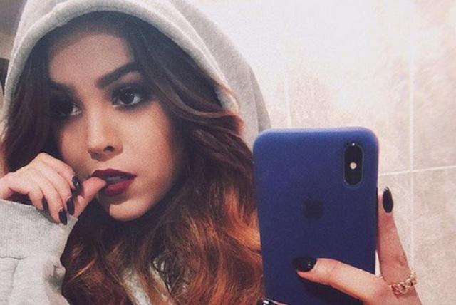 Danna Paola denuncia que le robaron su celular y ofrece recompensa