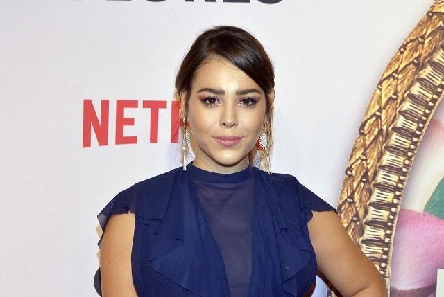Dicen que Danna Paola pidió a Televisa despido de Diego Di Marco
