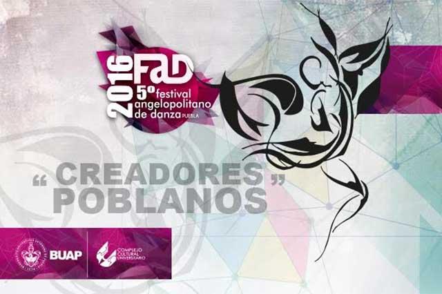 Compañía de Danza Contemporánea CCU-BUAP lanza convocatoria Creadores Poblanos