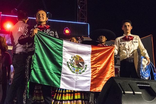 Estudiante UDLAP lleva la danza mexicana a festivales de Asia