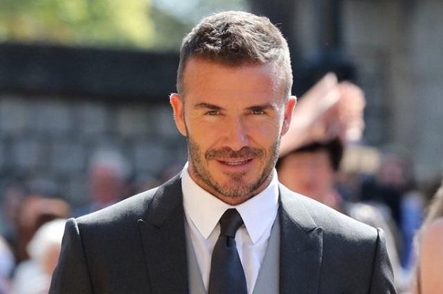 David Beckham, el más guapo de la boda real ¿o propones otro?