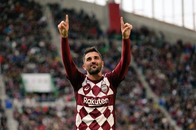 David Villa pone fin a su carrera como futbolista profesional