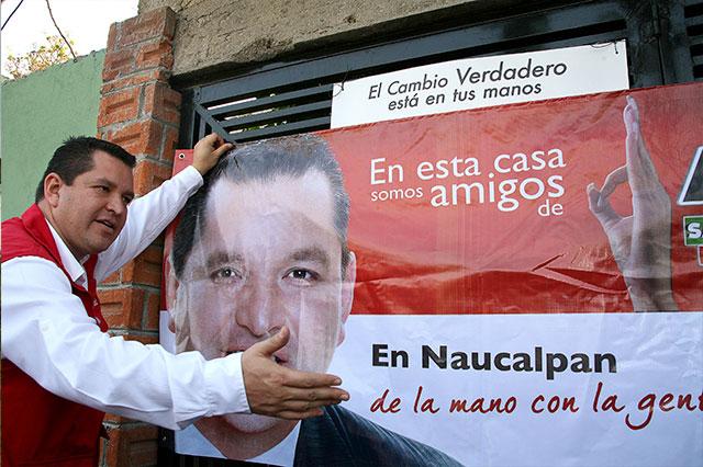 El ex edil de Naucalpan utilizó a sus novias para desviar recursos