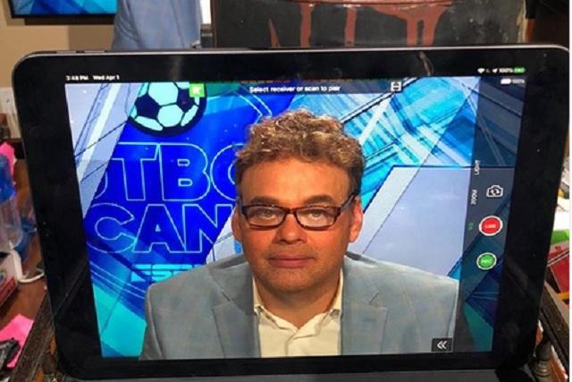 Faitelson critica al América y le recuerdan pasado oscuro de Luis García