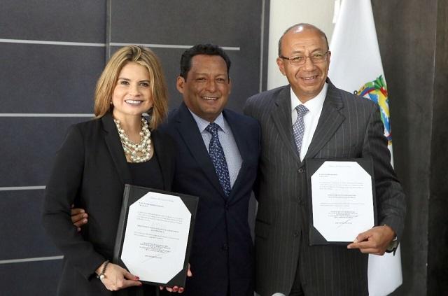La priísta Mónica Barrientos se incorpora al gobierno de Gali