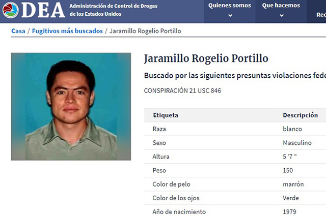 DEA busca a candidato de Morena en Michoacán