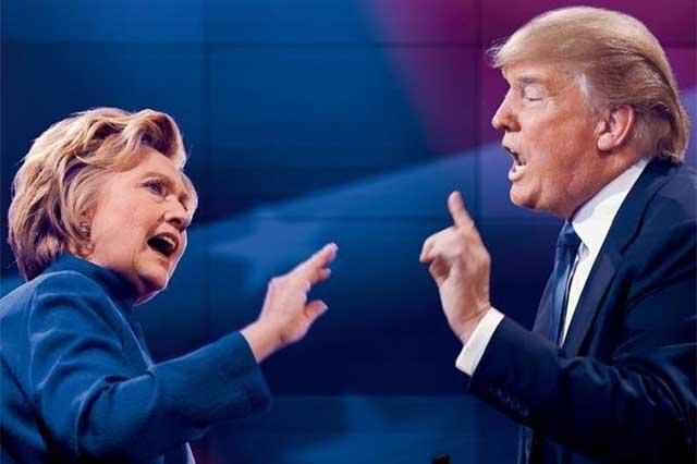 La cadena CNN asegura que Hillary Clinton ganó el debate con 57%
