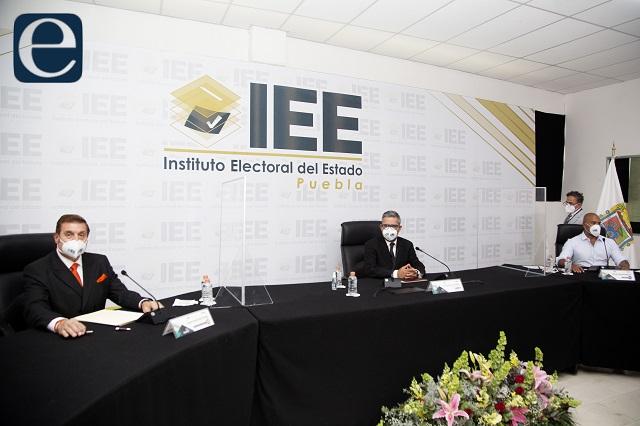 Reprueban líderes de cámaras debate por alcaldía de Puebla