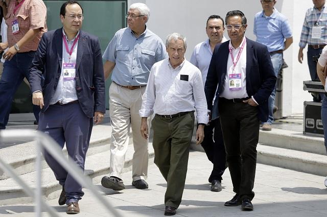 Exigen freno a guerra sucia en elecciones de Puebla