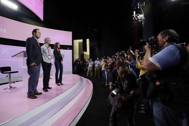 Pide INE a Televisa y Azteca transmitir debate en Puebla