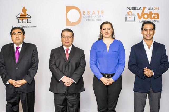 Chaín declinará; Doger traicionó al PRI, revira Barbosa