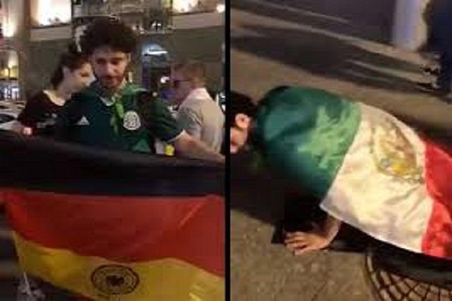 Youtuber DebryanShow ofende a alemanes con su festejo y luego se disculpa