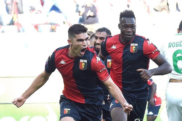 ¡Histórico! Johan Vásquez debuta con gol en la Serie A