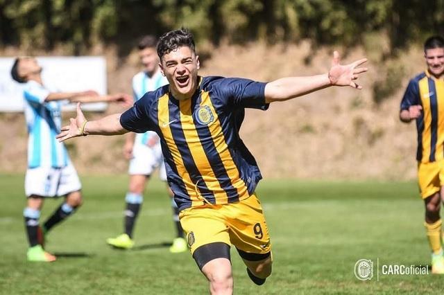 Mexicano Luca Martínez debuta con triunfo en Primera División de Argentina