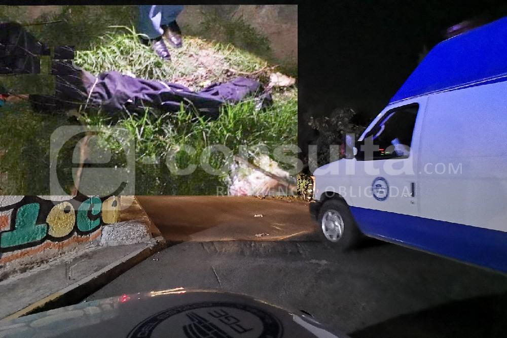 Embolsado y decapitado dejan cadáver en San Aparicio
