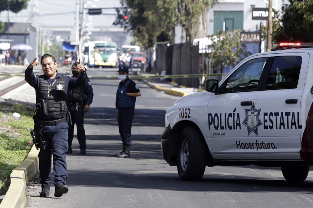 Datos de SNSP sobre carencias en la policía son chismes: Barbosa