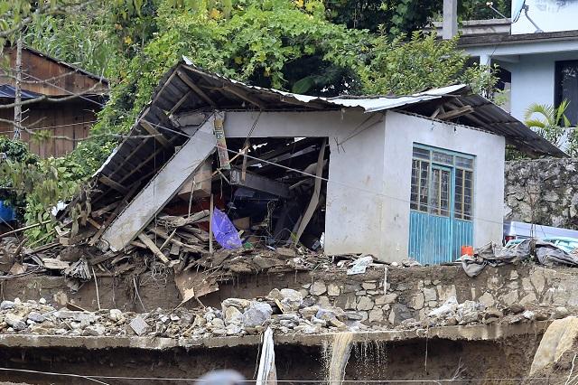 Vulnerables a desastres naturales 73 municipios poblanos: SEGOB