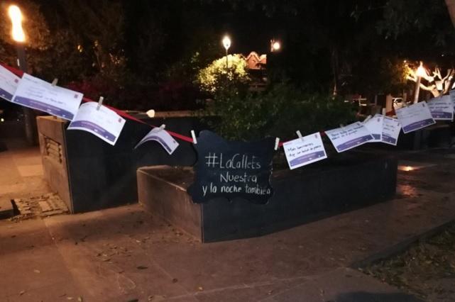 Señalan mujeres deficiencias en El Carmen pese a obras