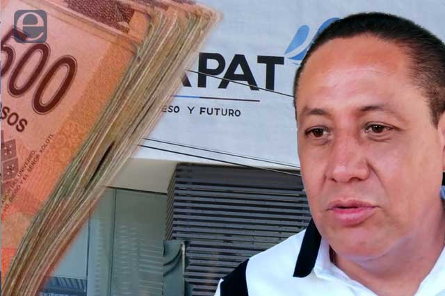 Primo de Barbosa deja deuda millonaria en Tehuacán