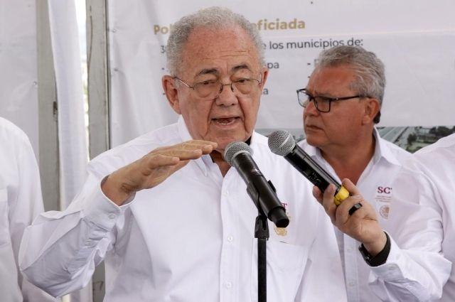 Deja Jiménez Espriú la SCT y en su lugar entra Jorge Díaz Leal