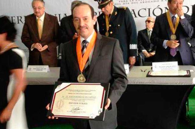 Encarga INE a Marcos Rodríguez el Consejo Local de Puebla