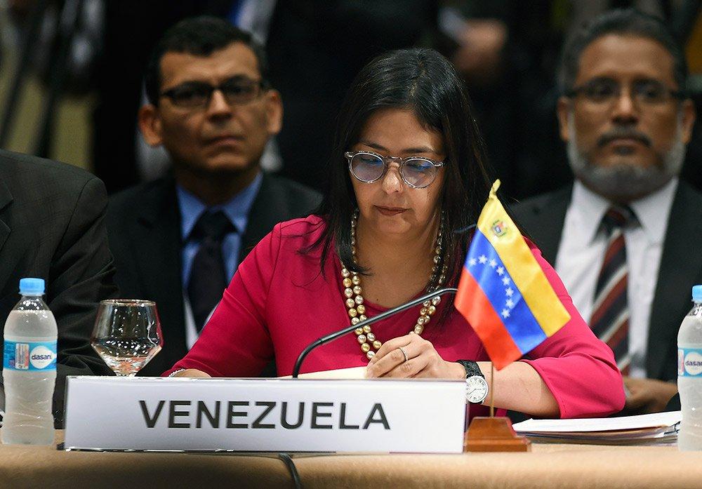 Venezuela exige en la OEA que México esclarezca el caso de los 43
