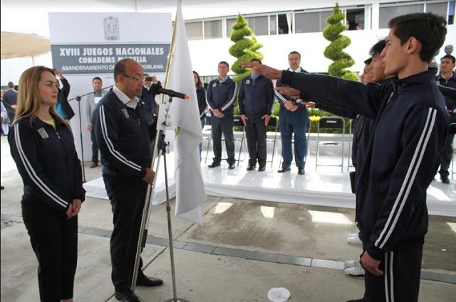Delegación poblana va a juegos nacionales Conadems