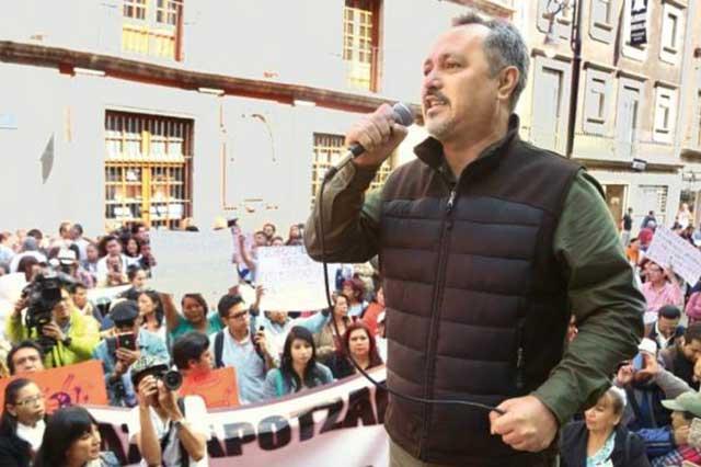 Delegado de Tláhuac, dispuesto a que lo investiguen por caso de El Ojos