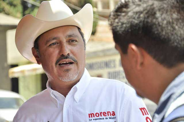Delegado de Tláhuac califica de infamia que lo vinculen con El Ojos