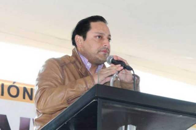Delegado de Venustiano Carranza califica de injusta su destitución