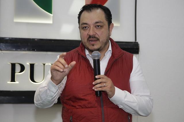PRI ordena renovar dirigencia en Puebla antes de mayo