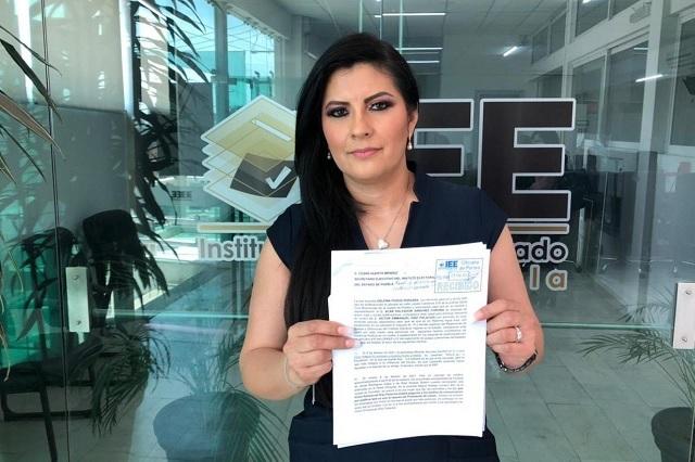 Denuncian a Víctor Díaz Palacios por violencia política de género