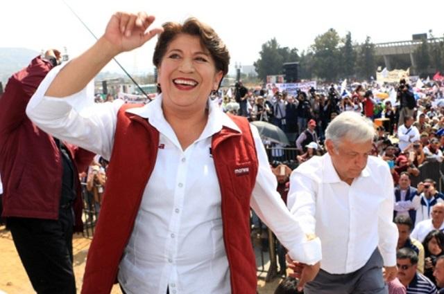 AMLO nombra a Delfina Gómez como nueva titular de la SEP