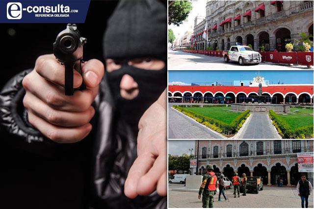 Se cometen en 7 municipios la mitad de los delitos en Puebla