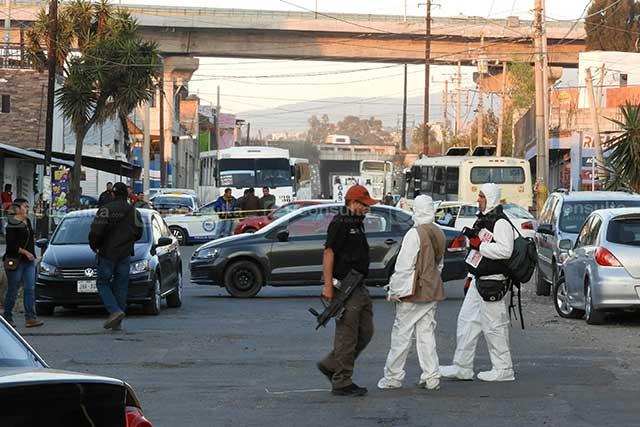 Operativo en Puebla deja un muerto y varios detenidos